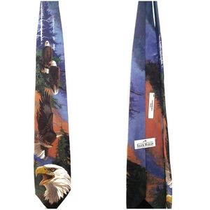 Other - VTG 1995 Ralph Marlin Eage Tie Made in USA